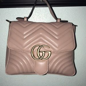 Gucci top handle marmont